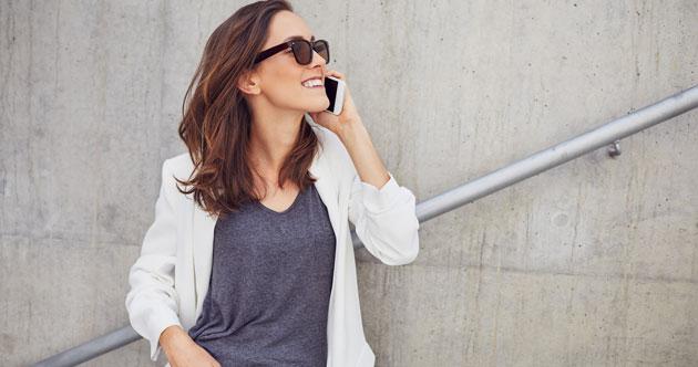 Eine gute telefonische Erreichbarkeit ist für Unternehmen wichtig