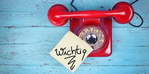 Frühjahrsputz für Ihre Telefonanlage – fünf einfache Schritte