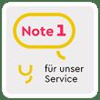 Note 1 für das yuutel Service