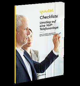 yuutel Checkliste für den VoIP-Umstieg