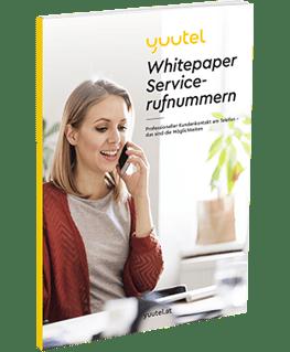Whitepaper Servicerufnummern