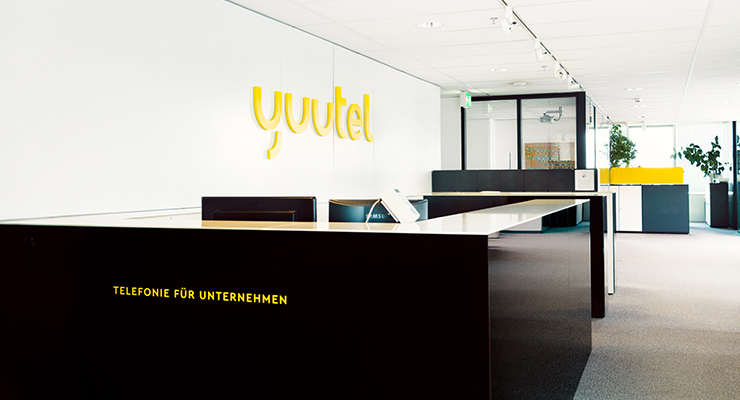 atms ist yuutel: Die neue Marke für Business-Telefonie