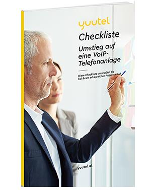 yuutel Checkliste Umstieg auf VoIP-Telefonie