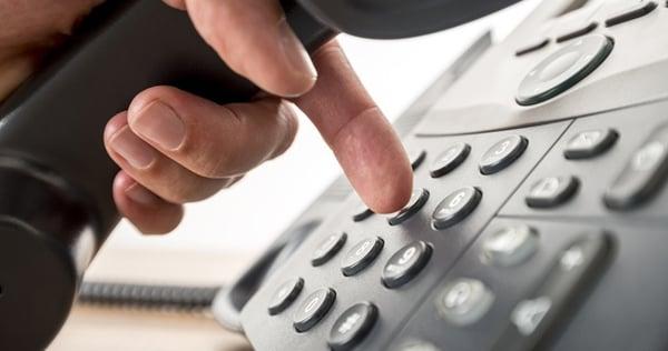 Die perfekte Telefonnummer sollte leicht wählbar sein (c) Fotolia