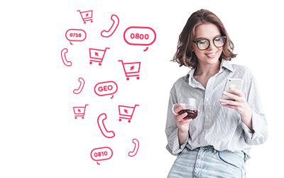 Servicerufnummern online bestellen bei yuutel