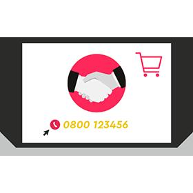 Vertrauen Online-Shop