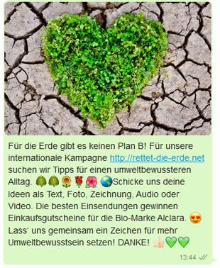 WhatsApp für NGOs - Motivation